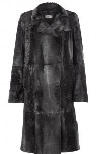 Grey Swakara Coat