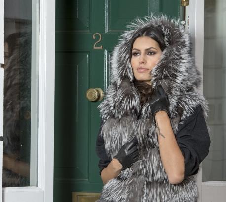 Fur Vests for Women